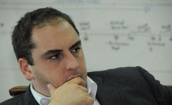 El subsecretario del Ministerio de Economía, Pablo Ferreri