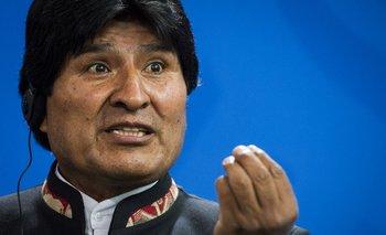 Evo Morales es presidente de Bolivia desde 2006