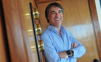 <b>Nicolás Jodal, CEO de GeneXus</b>