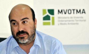 Alejandro Nario, responsable de la Dirección Nacional de Medio Ambiente