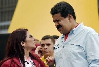 Al presidente Nicolás Maduro se le añadió un problema familiar