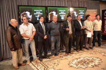 El remate se transmitirá en vivo por Campo TV web