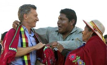 Mauricio Macri hizo su último acto en Jujuy, antiguo bastión del peronismo.<br>