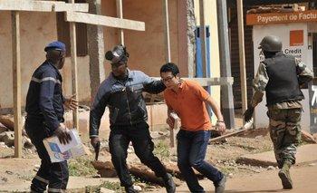 Las fuerzas de seguridad de Mali recibieron apoyo de Francia y de Estados Unidos<br>