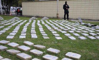 Por casos de narcotráfico se detuvo a 1.193 personas en lo que va del año