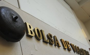 Bolsa de Valores de Montevideo.