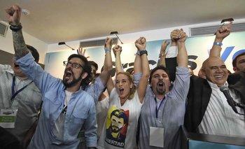 El avance de la oposición obliga a Venezuela a abrirse más hacia el mundo. <br>
