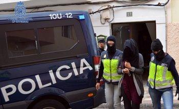 Foto de archivo. La policía busca a más personas que pueden ser detenidas en las próximas horas, informó