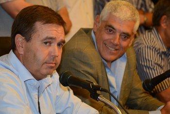 Mauricio Cabrera remplazará a Darío Marrero en la presidencia de Lote 21<br>