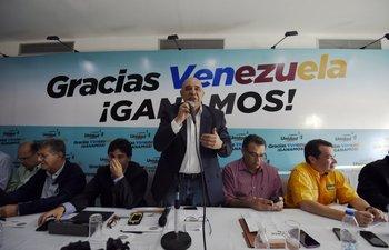La oposición venezolana reclama un mejor diálogo con el chavismo