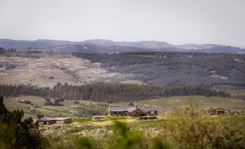 Chacras de las Sierras cuenta con canchas de polo y viñedos<br>