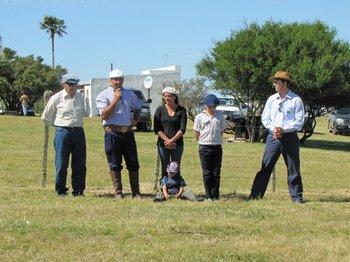 <div><br></div><div>Integrantes del proyecto de ganadería familiar en Rocha destacan los resultados obtenidos..</div>