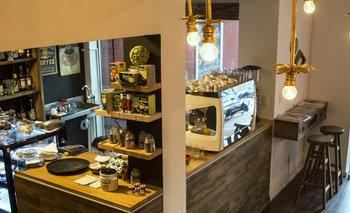 Café gourmet por baristas