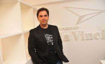 Sergio Delgado, cofundador y director Ejecutivo de Fundación da Vinci