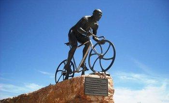 Marco Pantani, monumento
