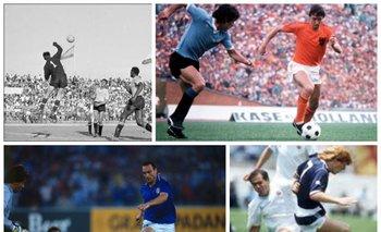 Uruguay en mundiales