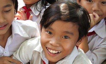Escolares vietnamitas en el lugar 17 en las pruebas