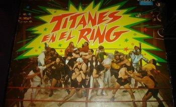 Titantes en el ring