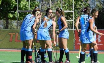 Uruguay, hockey femenino