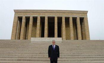 Turquía- El president de Chile, Sebastián Piñera, en su visita por Turquía