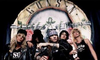 Hasta ahora solo Axl Rose, Slash y Duff McKagan están confirmados para la reunión