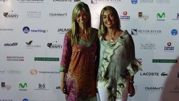 María Noel Coates y Tatiana Paz
