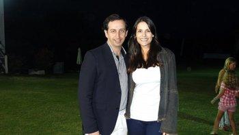 Victor Quintanilla y Lady de los Santos