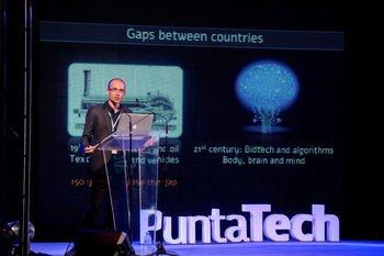 Yuval Harari, keynote speaker del evento