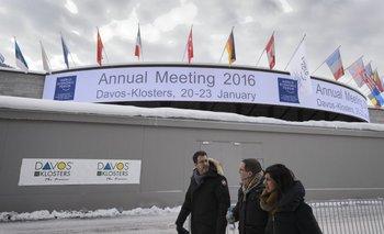 La ciudad suiza de Davos se prepara para la cumbre <br>