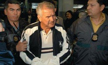 Juan Viveros Cartes fue extraditado desde Brasil a Paraguay el 29 de agosto de 2007<br>