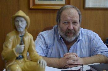 Daniel Gilardoni, director general de la Dinara