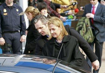 Cristina, hermana del rey Felipe VI, perdió la protección del monarca desde que se abrió el caso