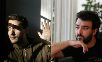 Los cineastas uruguayos Fede Álvarez y Rodo Sayagués
