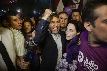 Guzmán prevé marchas pacíficas en caso de fallo en contra