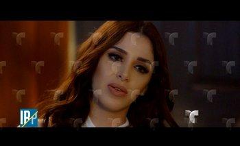 Imagen divulgada por el canal Telemundo.<br>