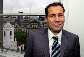 Alberto Nisman (Imagen de Archivo).<br>