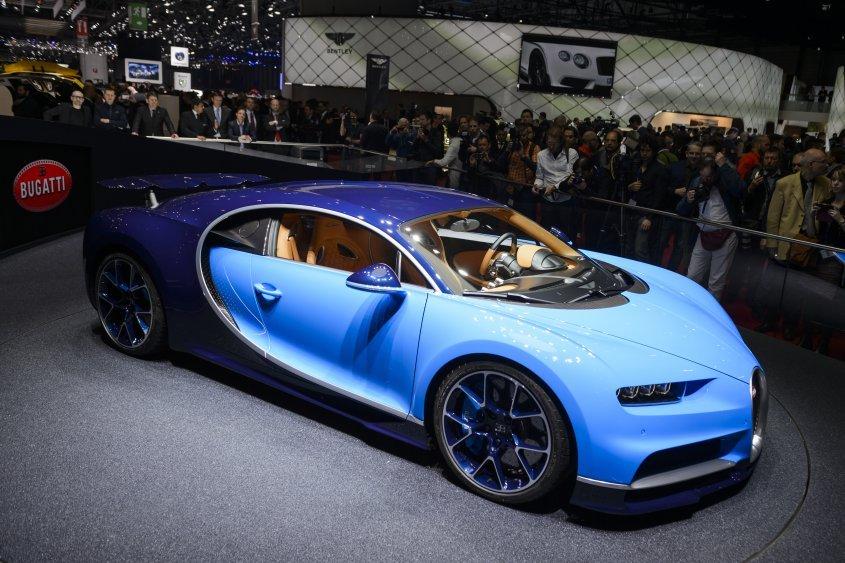 El auto más veloz del mundo está a la venta por US$ 2,6 millones