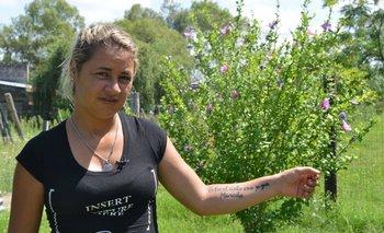 Yisel, esposa de Marcelo, soldado 34 en morir en misiones de paz