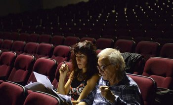 Alejandra Wolff y Julio Calcagno. Pata Torres/Zitarrosa 80