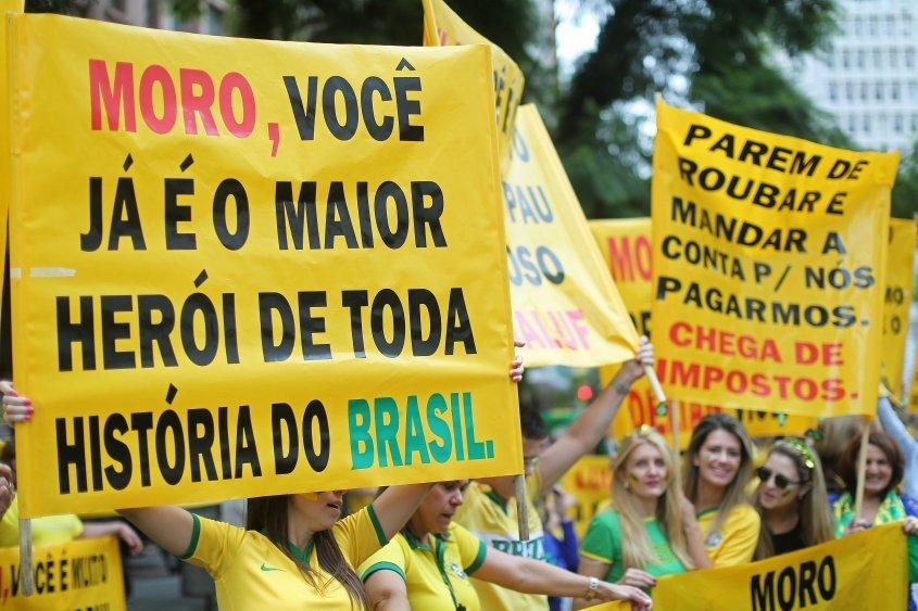 Juez de Lava Jato será ministro de Justicia de Bolsonaro - Internacionales