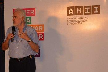 Fernando Brum, presidente de ANII