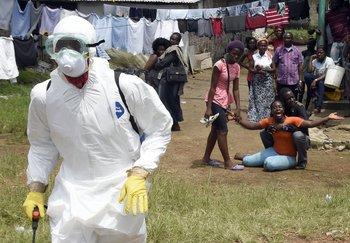 El continente africano fue el más golpeado por la epidemia