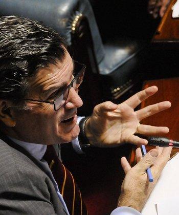 Pedro Bordaberry seguirá en el Senado hasta terminar la legislatura