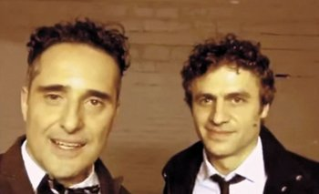 """Los dos músicos vienen haciendo la gira """"Perfume"""", que tras Montevideo continúa"""