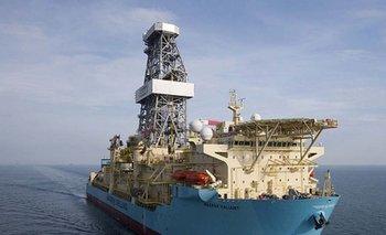 En un breve plazo, Uruguay sabrá si hay gas y/o petróleo en mar.