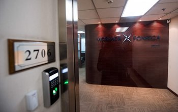 A general view shows an office of the Panama-based law firm Mossack Fonseca in Shanghai on April 6, 2016.  The Panamanian law firm at the heart of a massive leak of offshore banking records has more offices in China than any other country, its website shows, raising questions about its activities in the Communist-ruled country. The scandal erupted on April 3 when media groups began revealing the results of a year-long investigation into a trove of 11.5 million documents from Panamanian law firm Mossack Fonseca, which specialises in creating offshore shell companies.          / AFP / JOHANNES EISELE