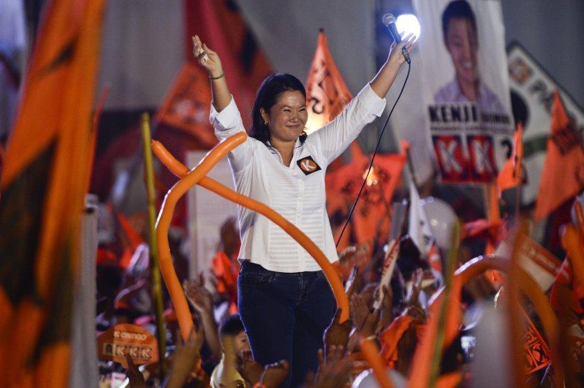 Detienen a Keiko Fujimori por presunto delito de lavado de activos — Perú