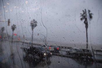 Este lunes estará cubierto con precipitaciones y tormentas