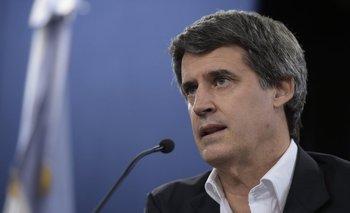 Alfonso Prat Gay, ministro de Economía de Argentina.<br>