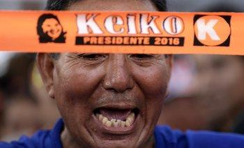 Keiko Fujimori logró captar los votos del sur, donde viven los más pobres del país. <br>